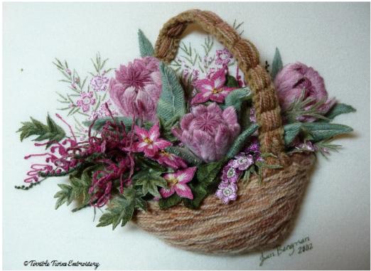 The Protea Basket