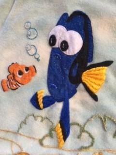 Nemo and Dory Meet